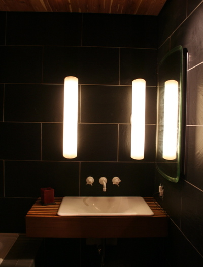 649 6th: bathroom light fixtures